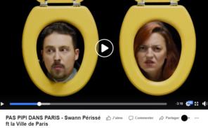 «Pas pipi dans Paris»: quand la communication se ridiculise…