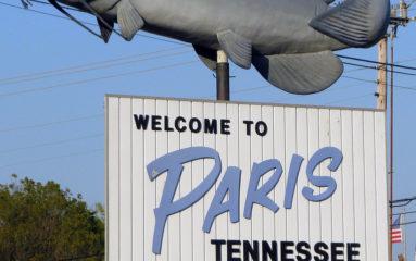 Paris d'ici et d'ailleurs: Paris Tennessee