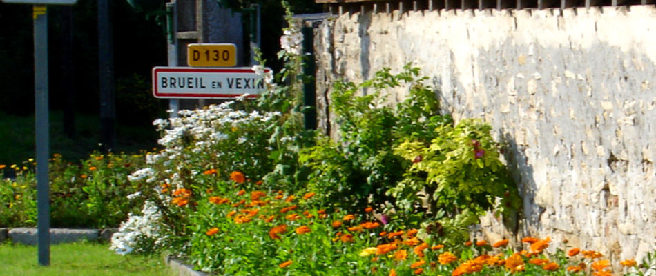 Brueil-en-Vexin se mobilise contre la carrière cimentière