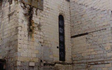 Une chapelle transformée en lieu de débauche?