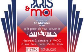 En Marche … sur Paris?
