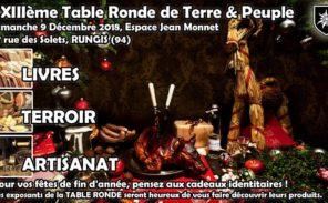23ème table ronde de Terre et Peuple