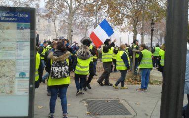 1er décembre: Gilets Jaunes, entre insurrection et répression