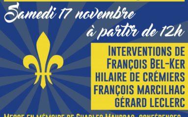 Grande journée d'Action Française