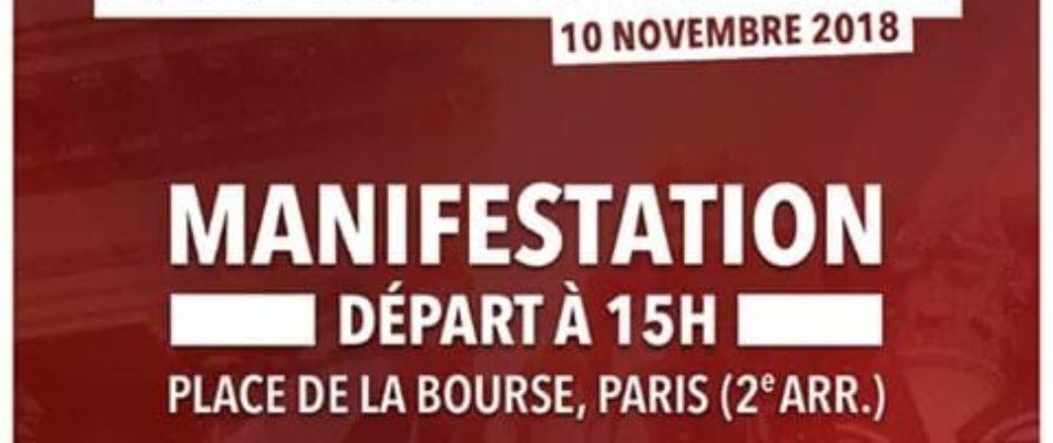 La Dissidence Française appelle à une «Marche de la Reconquête»