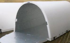 Des «igloos thermiques» pour les SDF