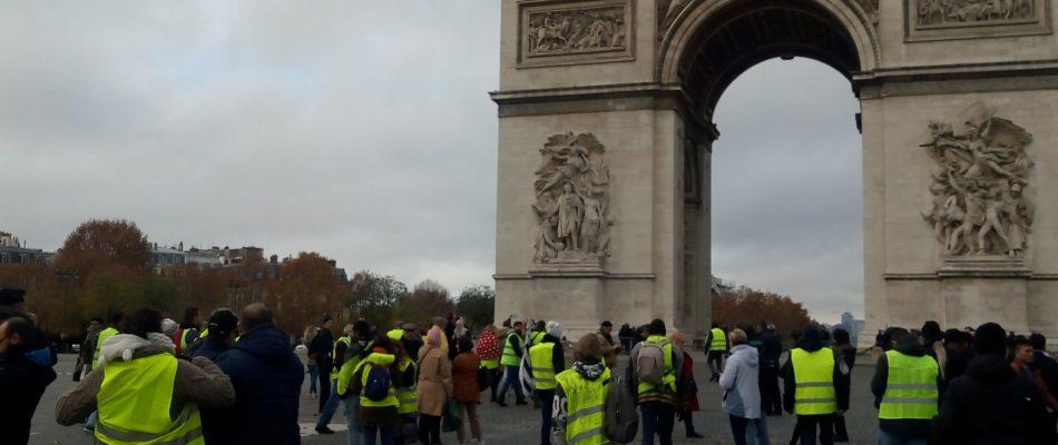 Les Champs-Élysées sont-ils redevenus français?