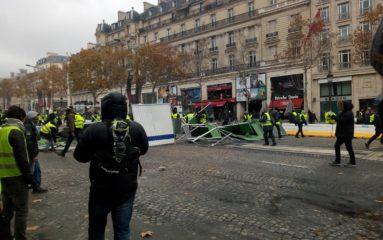 Gilets Jaunes: Les Champs-Elysées ou rien?
