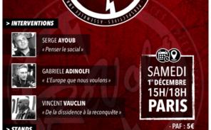 Assemblée annuelle pour la Dissidence Française