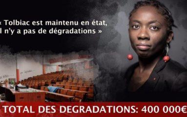 Danielle Obono nommée à la Sorbonne: la Cocarde étudiante réagit!