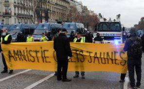Acte 9 à Paris: les vidéos de Reporteur