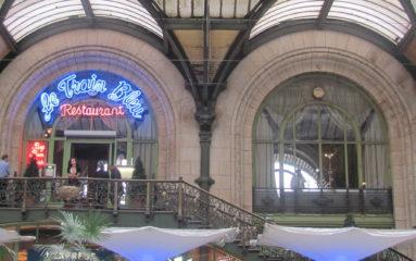 Le Train Bleu porte plainte contre des salariés pour crime de «quenelle»