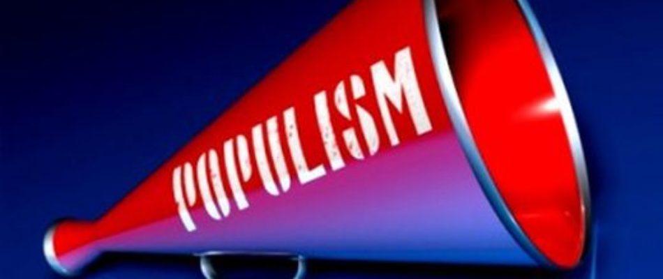 Faut-il se méfier populisme ?