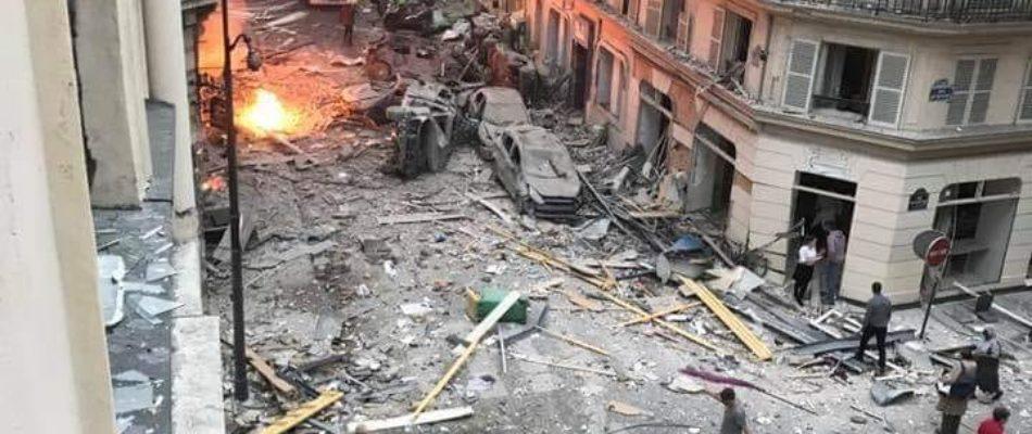 Explosion rue de Trévise, les jours d'après…