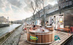 Ikea se paye les Quais de Seine!
