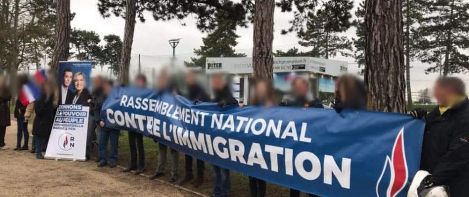 Installation de migrants à Saint-Cloud: c'est non pour le RN!