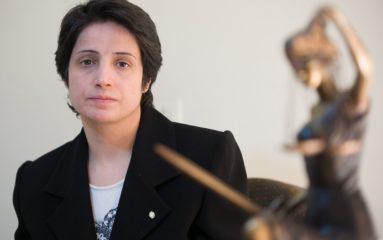 Paris: Nasrin Sotoudeh, Citoyenne d'Honneur