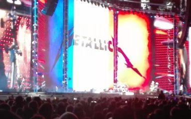 Metallica au Stade de France!