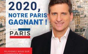 «Aimer Paris» demande le soutien de ses électeurs
