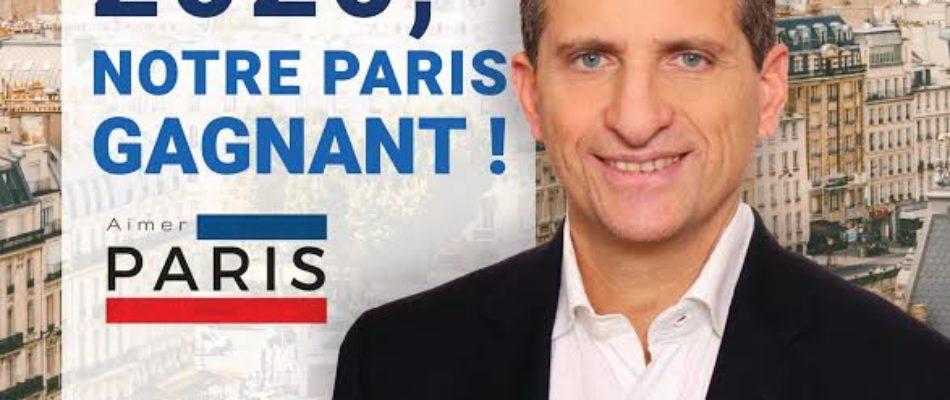 «Aimer Paris» présent dans tout les arrondissement