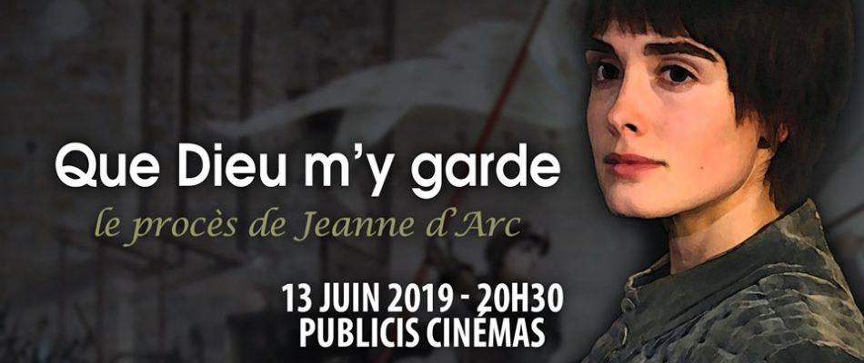 Jeanne d'Arc pour les Chrétiens d'Orient
