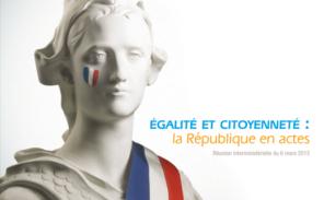 Avril 2019: La république en actes!