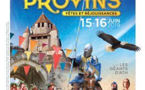 Provins à l'heure médiévale