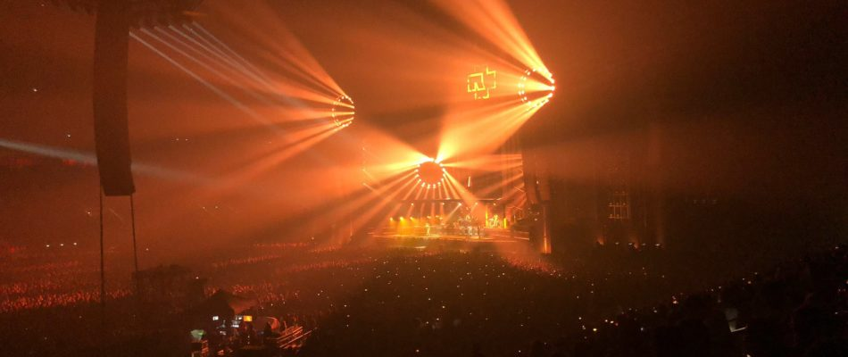 Du grand Rammstein à la Défense Arena!