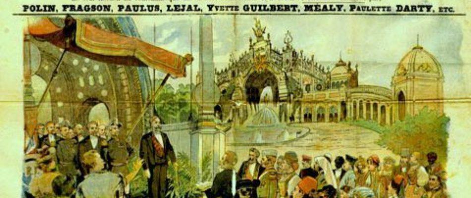 Paris à la fin du 19ème siècle: images d'époque