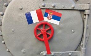 L'amitié Franco-Serbe fêtée à Paris