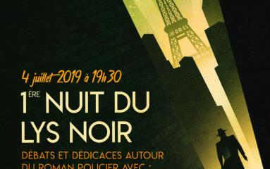 Jeudi 4 juillet: 1ère «Nuit du Lys Noir»