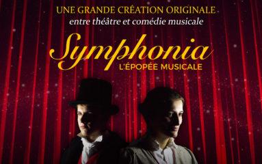 Symphonia pose ses bagages à Paris!