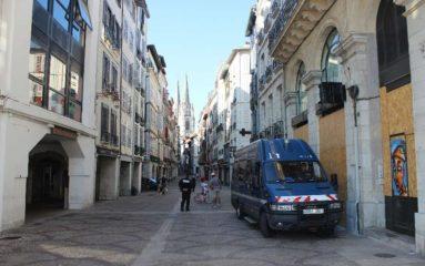 Paris libéré… Bayonne occupé…