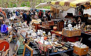 Brocantes et vide-greniers à Paris en Novembre !