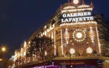 «Les Galeries Lafayette passent au vert», vraiment?
