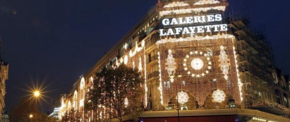 «Les Galeries Lafayette passent au vert», vraiment ?