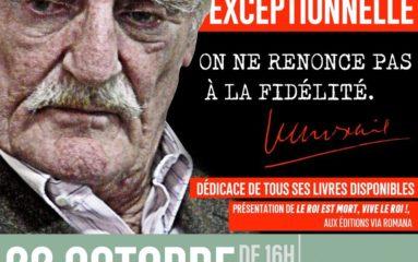 Rencontre avec Jean Raspail