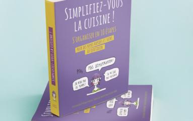 Un livre pour se faciliter la cuisine!