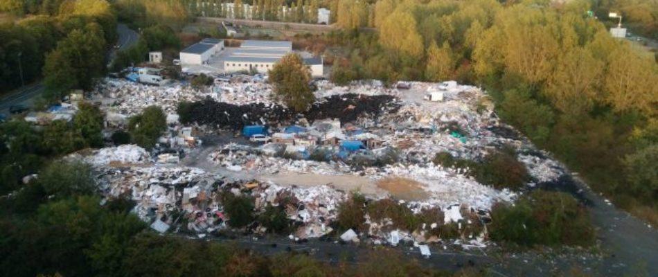 Essonne : un mort et trois blessés dans un camp de Roms