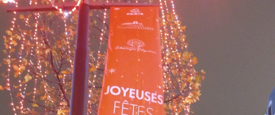 Champs-Elysées: les illuminations de la discorde