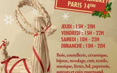 Une boutique éphémère des artisans enracinés à Paris