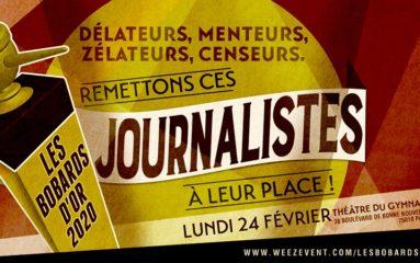 Bobards d'Or: «Recouper les axes principaux de la propagande médiatique»