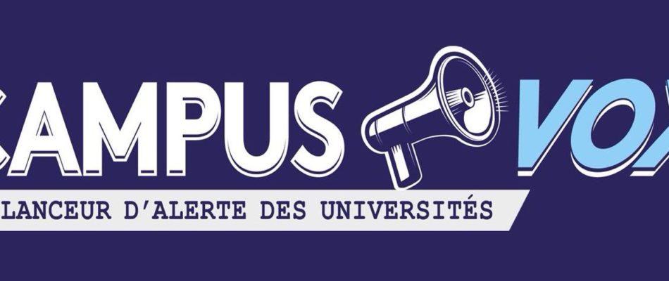 Campus Vox: «le principal virus qui tue l'enseignement c'est le virus de l'extrême gauche étudiante»