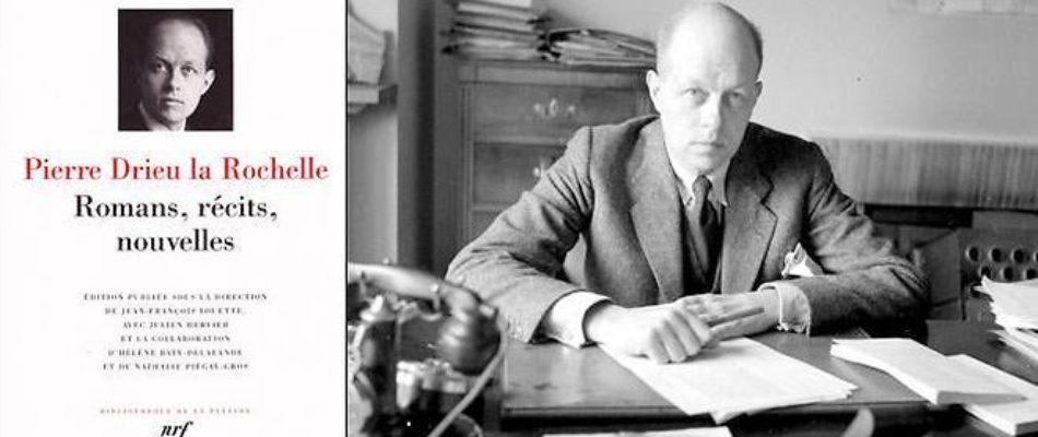 Il y a 75 ans, mourrait Drieu La Rochelle.
