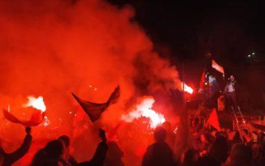 Loi sécurité globale: manifestation et répression