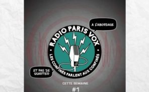 Radio Paris Vox : « De la Commune de Paris aux Gilets Jaunes ».