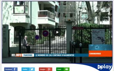 Le reportage édifiant de la télévision belge sur un EPHAD parisien