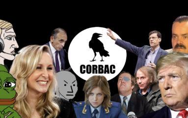 Corbac, vidéaste sur Youtube: «une énorme dichotomie entre la réalité et le discours qu'on nous sert.»