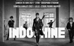 Indochine: la route vers les 40 ans passera par le Stade de France!