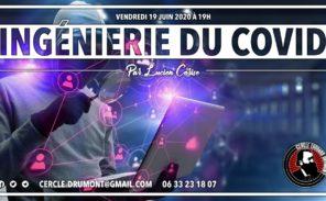 Conférence à Paris: «L'ingénierie du Covid» par Lucien Cerise
